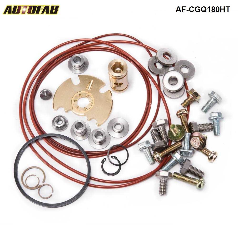 Turbo Repair Rebuild Service Kit Turbocharger Major parts