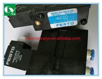 12 Pieces New M2.184.1121 Solenoid valve FESTO MEBH-4/2-AQ-6-SA M2.184.1121/05 M2.184.1121 for SM52 SM102 CD102 Printing Machine фото
