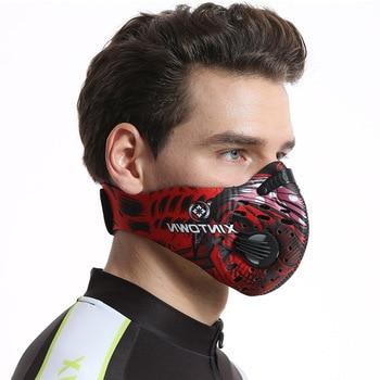 Bike Cycling Mask Men Women Sport Face Masks Smog Anti Pollution Anti Dust mascara ciclismo bisiklet maske MTB Bicycle Mask