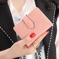 2017 fashion visiting cards bag Mini Wallet Women Leather Credit Card Holder Case Card Holder Wallet Business Card Wallets Bag