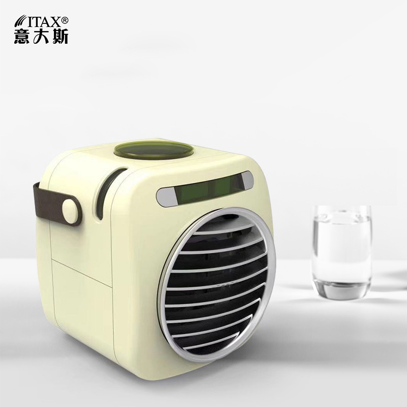 Home Office Desk mini air conditioner fan Personal Evaporative portable USB Air Cooler The Quick Easy Way to Cool ITAS6617A
