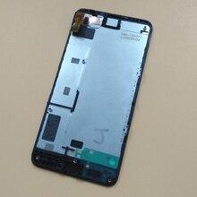 Получить скидку 100% Тесты для Nokia Lumia 630 635 Сенсорный экран планшета Сенсор Стекло + ЖК-дисплей Дисплей Панель Экран модуль в сборе с Рамки