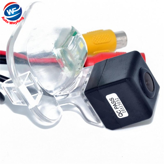 Auto rückfahrkamera für Hyundai Verna Solaris Sedan CCD auto kamera für KIA FORTE HD nachtversion wasserdicht Kostenloser versand