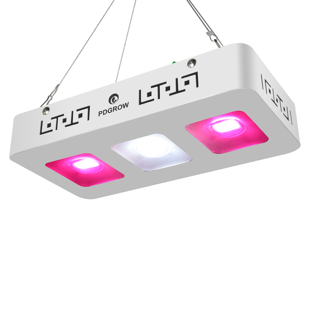 COB LED Grow Light Full Spectrum 300W LED Plant Grow Lamp For Indoor Plant Flowering Hydroponics Greenhouse Grow Tent