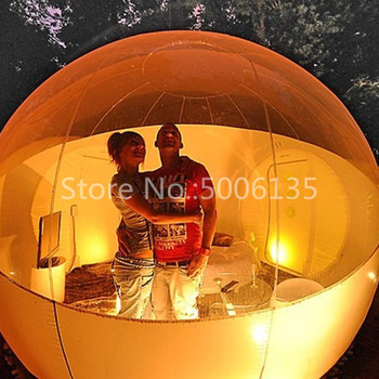 Boule à Neige Gonflable | Offre Spéciale Bulle Claire Camping Tente Gonflable Bulle Transparente Boule De Neige Tente à Vendre