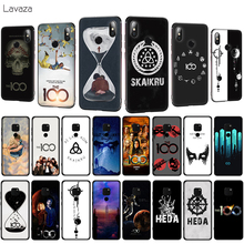 Lavaza The Hundred 100 Soft Phone Case for Huawei Mate 10 20 P10 P20 P30 Lite Pro P Smart 2019 TPU Cover
