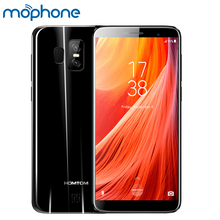HOMTOM S7 4G Smartphone 5.5'' 18:9 Bezel-less Full Screen Android 7.0 MTK6737 Quad Core 3GB+32GB 8MP+13MP 2900mAh Mobile Phone(China)