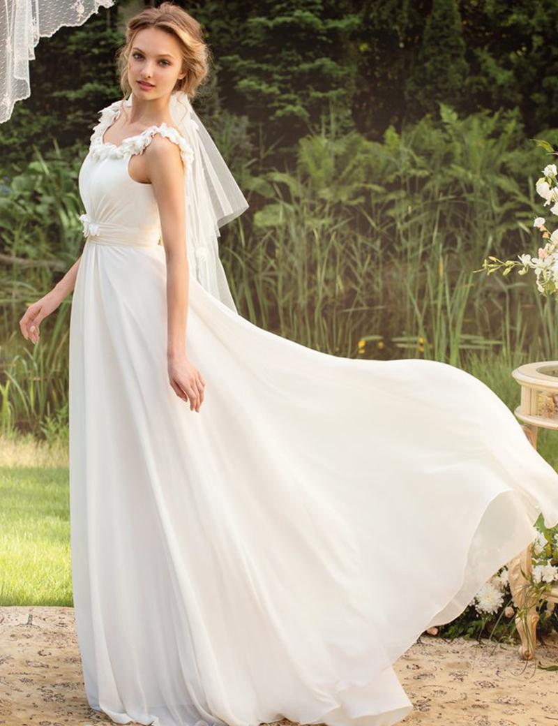 Online Buy Wholesale wedding dresses pregnant brides from China ...