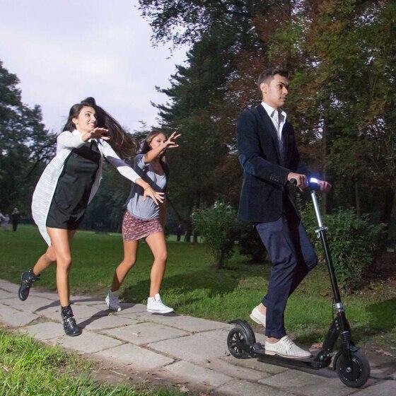 Prix pour Scooter électrique pliant scooter portable scooter etwow e-twow s2