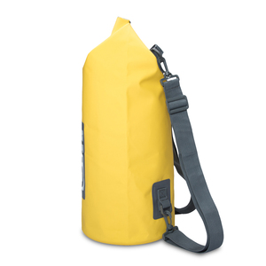 Image 2 - Mochila impermeable de PVC, bolsas a prueba de agua con capacidad 5l/10l/15l/20l/30l, para uso deportivo en natación y rafting