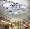Потолочный светильник  светодиодный  с кристаллами  для гостиной  спальни  AC110-240V