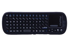 Russian layout wireless mini font b keyboard b font from iPazzPort 2 4Ghz laptop pc external