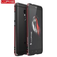 For Xiaomi Redmi Note 4 Case Two Colors Aluminum Metal Bumper Case For Xiaomi Redmi Note4