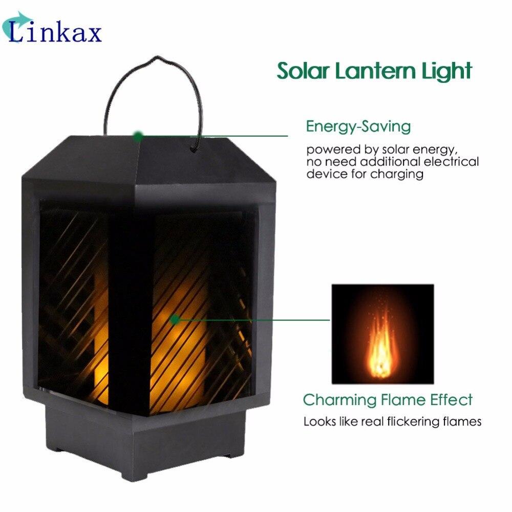 Outdoor Led Light Is Flickering: Aliexpress.com : Buy 96 PCS Solar Flame Flickering Garden