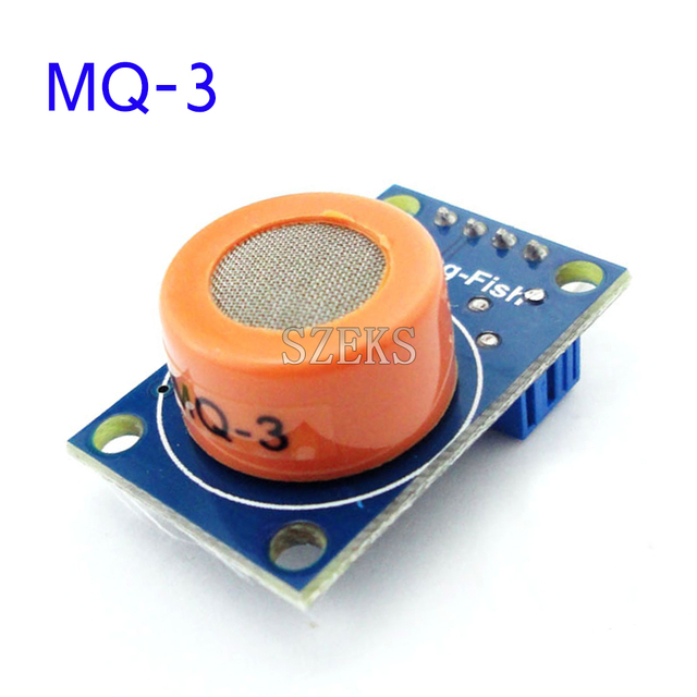 Aliexpress com : Buy 2016 New Alcohol Ethanol Sensor Breath Gas Ethanol  Detection MQ 3 for Uno 51 from Reliable detective suppliers on Yikeshu Store