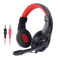 3 5mm Wired Mega Bass Gaming Headset Stereo Headphone Casque Audio Headfone With Microphone For PC