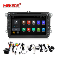 Android 7 1 Car Dvd Player For VW Volkswagen Universal Passat POLO GOLF Skoda Seat