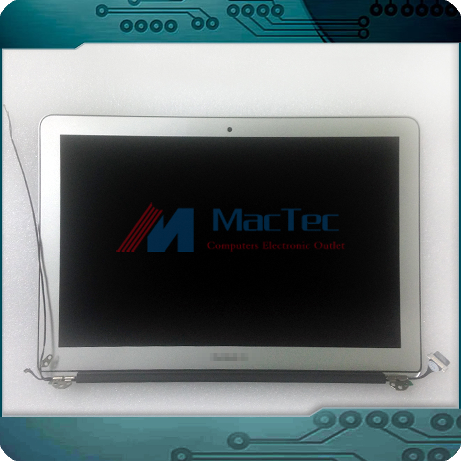 NEW for Macbook Air 13 A1369 A1466 LCD Assembly Display Screen 2010-2012 MC503 MC965 MD231 661-5732 661-6056 661-6630 original brand new for macbook a1466 a1369 lcd screen display panel 13 3 glass