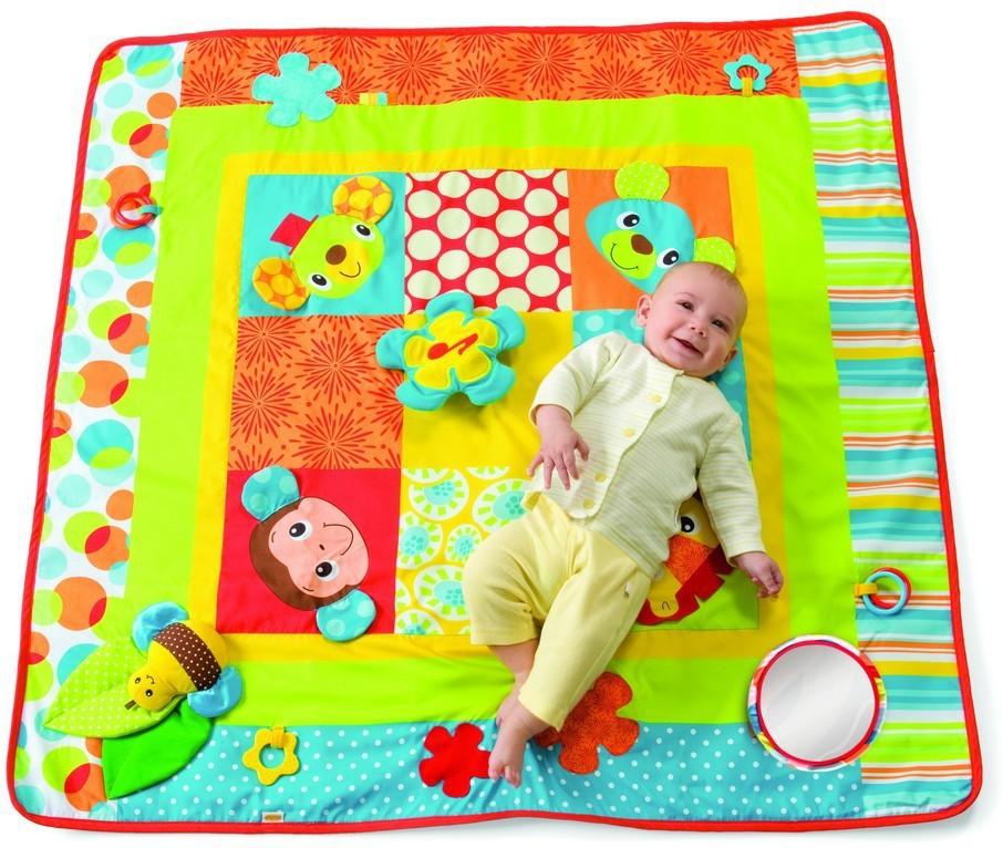 Haute qualité-yookidoo bébé l'éducation jouent tapis enfants formation cramling tapis tapis Infantino Jumbo Patchwork Jouer Espace