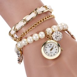Women s watches 2017 fashion ladies watchpearl pendant anchor women bracelet watches clock reloj mujer montre.jpg 250x250