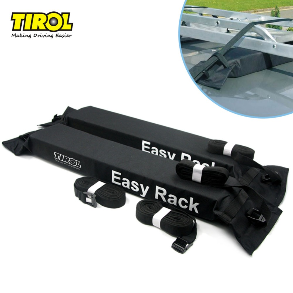 T15414a Pair Universal Auto Soft Car Roof Rack Carrier Luggage Easy Rack Load 60kgs Baggage Easy Fit Removable Free Shipping free shipping fiesta hatchback high quality aluminum roof rack luggage rack punch free 1 3 m