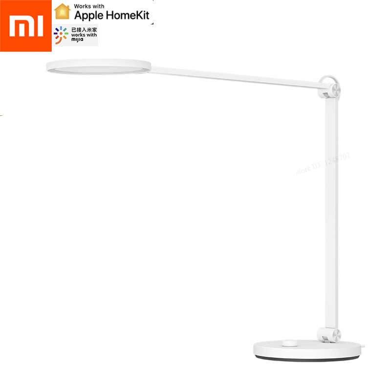 Xiaomi Mijia Rechargable Desk Lamp 3 Modes Dimming 2600K 3200K 4500K Light Q1Q3