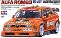 Tamiya 24148 1/24 модель для сборки Jagermeister Alfa Romeo 155 V6 Ti DTM'94 m. Bartels