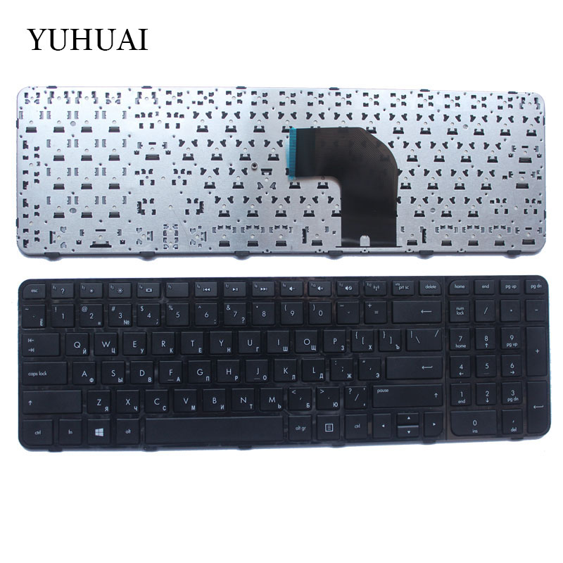 Russian Laptop Keyboard For HP Pavilion g6-2000 2328tx 2233 2301ax With frame 699497-251 647425-251 697452-251 AER36701210 c5706 2sc5706 c5707 2sc5707 to 251