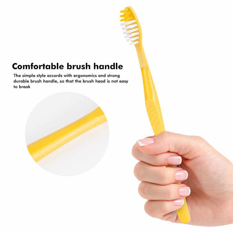 1 sztuk dla dzieci jednorazowe miękka szczotka uchwyt na szczoteczkę do zębów pokrywa podróży szczoteczka do zębów pasta do zębów organizator akcesoria łazienkowe Dropshipping