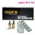 Authentic Aspire BVC Coil Heads Replacement Coils 1.6 1.8 2.1 ohm For Aspire BDC Atomizers CE5 CE5S ET ETS Vivi Nova BVC 20YY