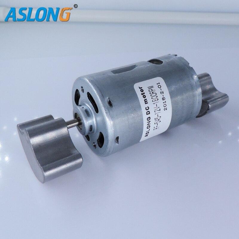 2pcs//lot DC12V Vibration 260 Motor For Massager Breeding Feeder DIY PR