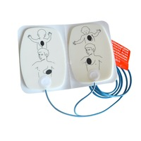 10Pairs/Pack AED Training Electrode For Kid/Defibrillation Connecting With AED Trainer