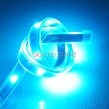 Waterproof IP67 1 Meter DC 12V SMD5050 Flexible LED Strips 30 LEDs Per Meter White Red