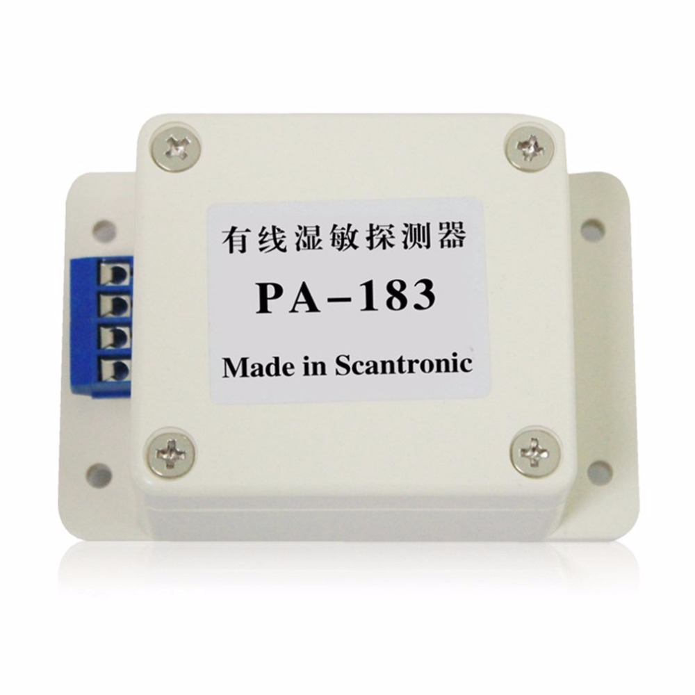 High Sensitive Water Immersion Sensor Water Liquid Overflow Leak Detector Switch Signal Sensor Probe For Alarm System