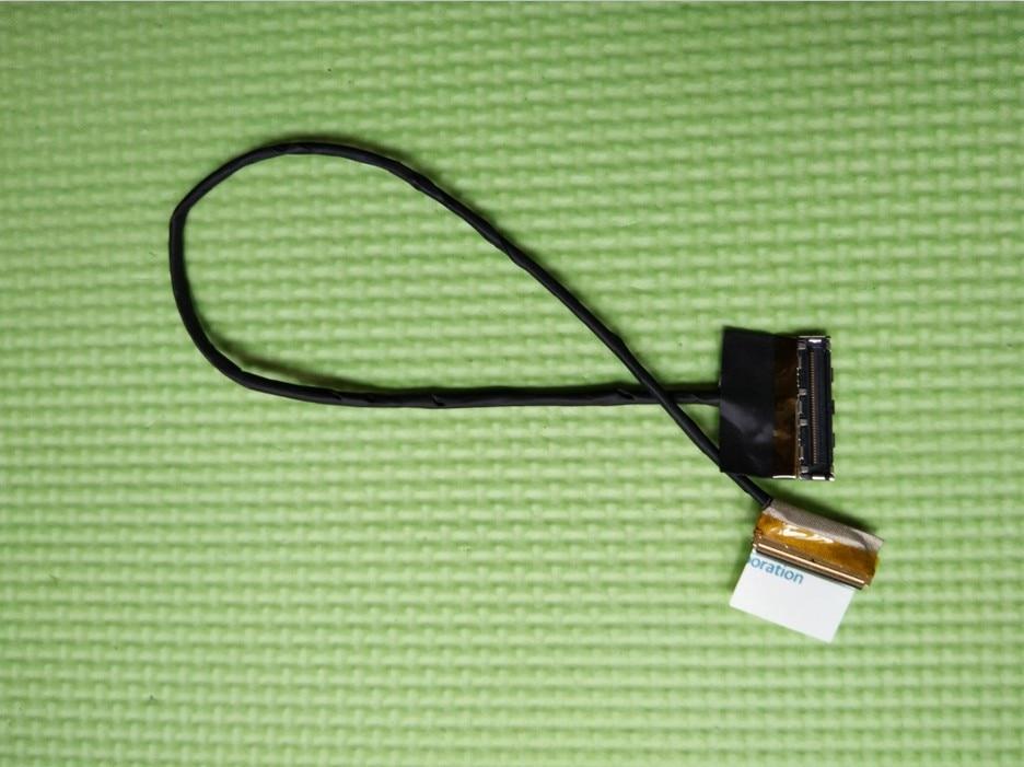 WZSM New laptop LCD LVDS cable Free Shipping for CLEVO P775DM P775DM2 6-43-P7751-020-1L laptop lcd lvds cable for clevo p150hm p150em 6 43 x5101 010 6 43 x5101 011 3j new original