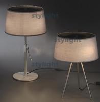 Easy Mechanics table lamp tripod philippe Starck table light modern table lighting desk lamp bedside bedroom light study room