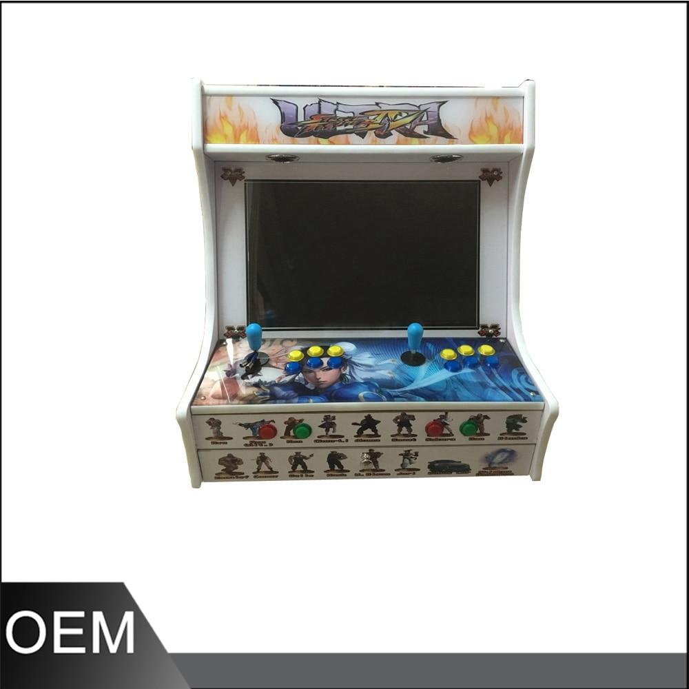 New products made in china 22inch  mini arcade game machine using multi game pandora box 4
