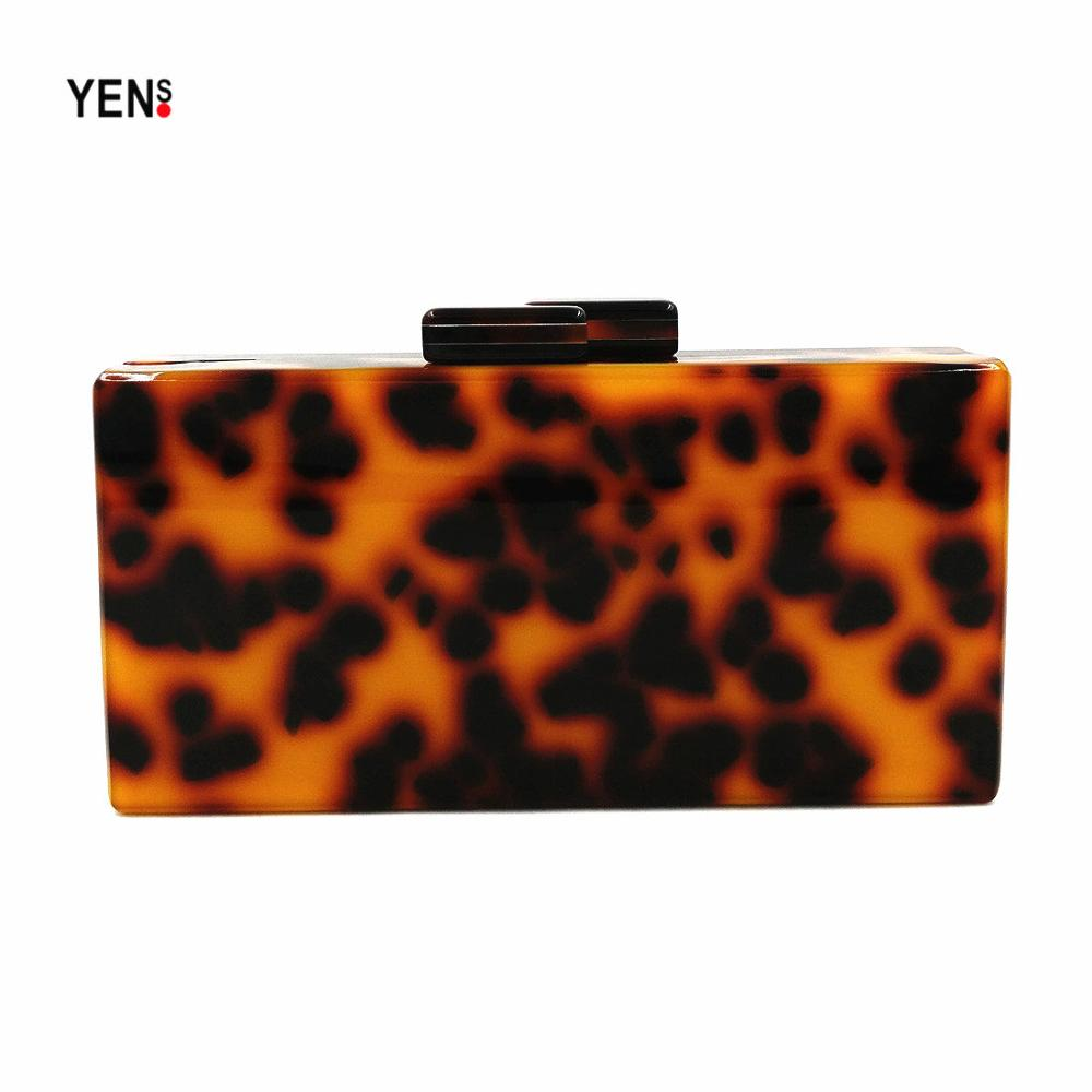 Women Croc Envelope Clutch Faux Leather Bag Designer Ladies Evening Prom Party
