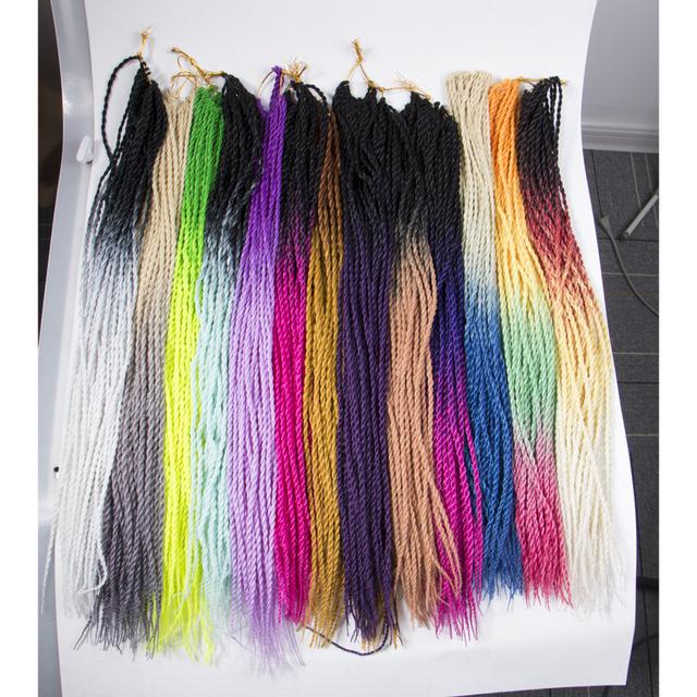 """Qp Hair 24 """" Senegalese Pre Twist Extension"""