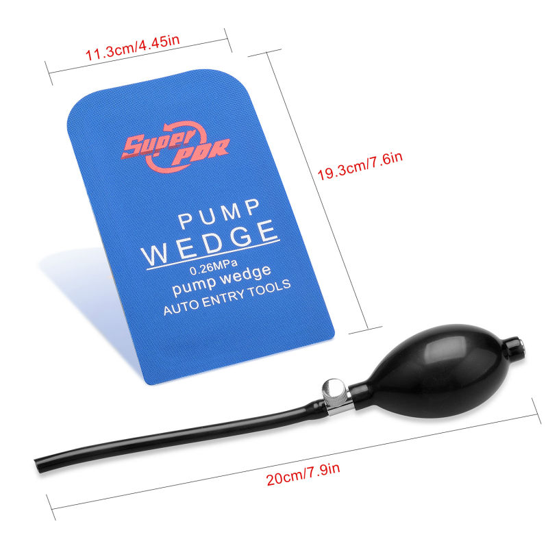 pump wedge