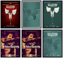 The Duke of Burgundy Movie Home Decorative Painting White Kraft Paper Poster 42X30cm