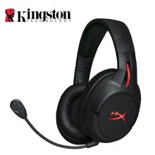 Kingston HyperX Cloud Flight Wireless Gaming Headset 3 5mm Wired With Microphone Headphones For PS4 Pro
