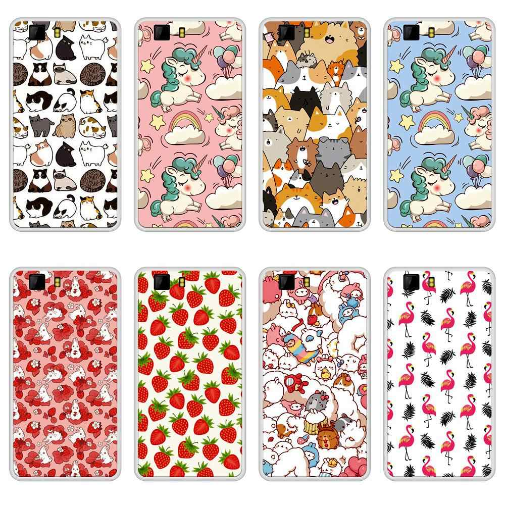 Case for Doogee X5 Soft Silicone TPU Cute Patterned Printed for Doogee X5 Phone Case Cover