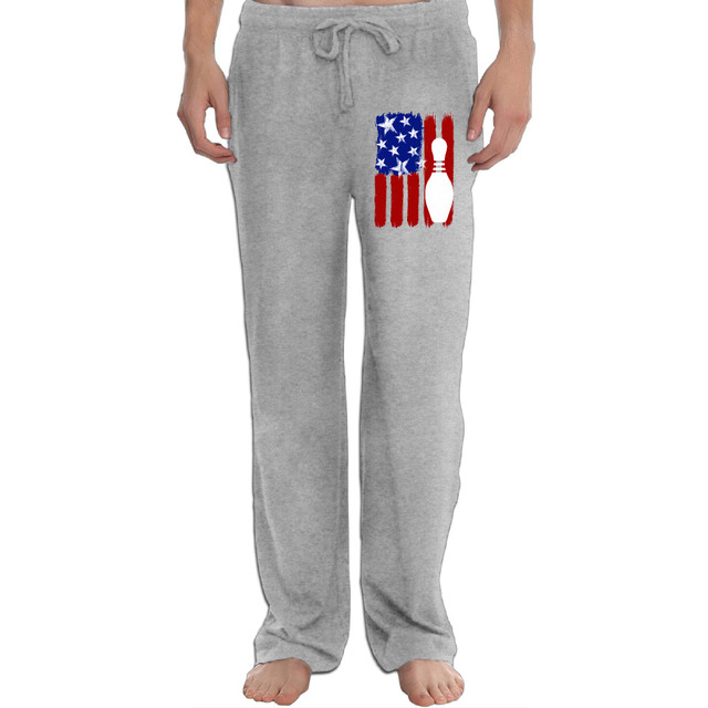 Bowl American Flag Sweatpants Tumblr 2017 Skull Pants Men Tie Dye High Fashion Men Jogger Pants Anime Army Unicorn Pants