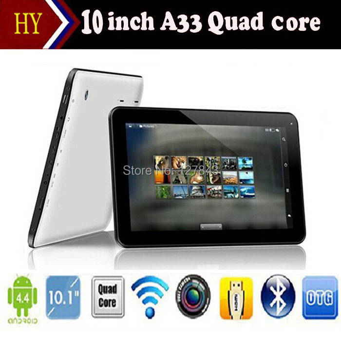 10 Inch Android Tablet Pc10 Inch 1GB 8GB 16GB Quad Core