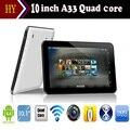 10 polegada Android tablet pc10 Polegadas 1 GB 8 GB/16 GB Quad Core tablets pc 1024*600 HD LCD Made In PRC Nice Design 7 9 10 tablet