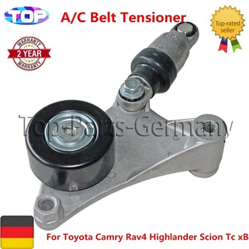 AP01 A/C Cinghia Tenditore Per Toyota Camry Rav4 Highlander Scion Tc xB 01-12 1662028071 1662028090 166200W110
