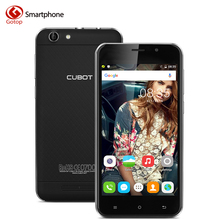 Refurbish Cubot Dinosaur 5.5 Inch HD Screen Smart Phone 3GB RAM 16GB ROM Cell Phone Android 6.0 MTK6735A Quad Core Mobile Phone(China)