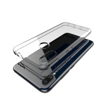 Transparent Case for Xiaomi Redmi Note 7 Pro Note7 6 3GB 4GB 32GB 64GB 128GB Silicon Soft Phone Back cover Etui>
