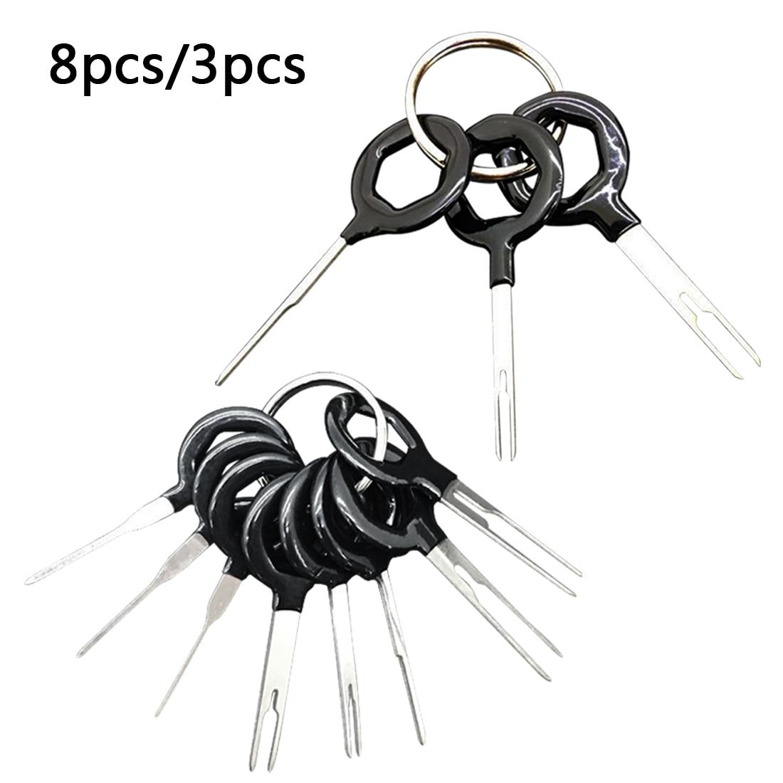 Auto Elektrische Verkabelung Crimp Stecker Pin Dunst Kit 8 stücke ...